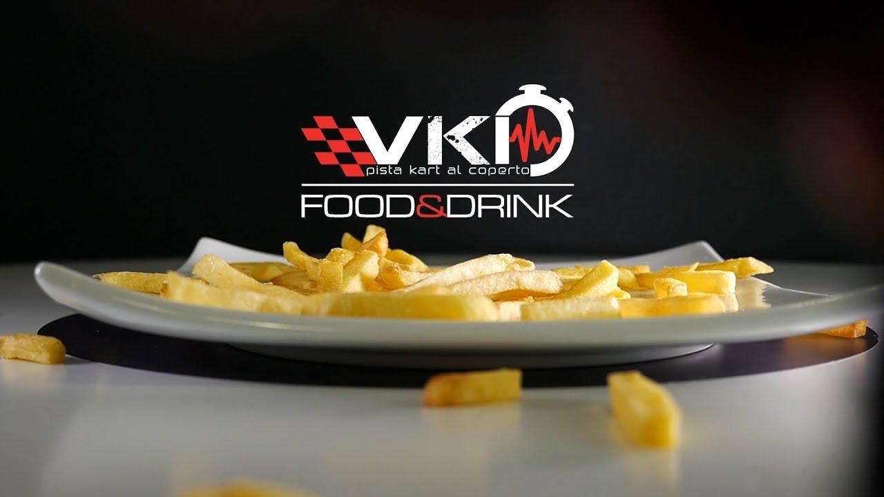 FOOD & DRINK | VKI - Vicenza Kart Indoor