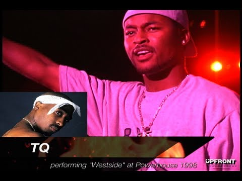 TQ performing Westside (tribute to Tupac and Eazy E) by filmmaker Keith O'Derek