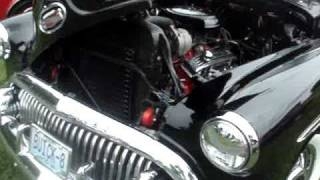 1951 BUICK SPECIAL,  LOW END BUICK MODEL