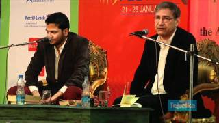 Orhan Pamuk in conversation with Chandrahas Choudhury - Tehelka Picks