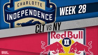 Charlotte Independence vs New York Red Bulls II: September 22, 2018
