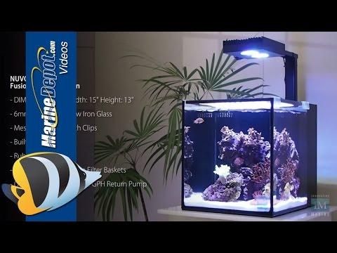 Innovative Marine NUVO Fusion Nano 10 & 20 Aquarium