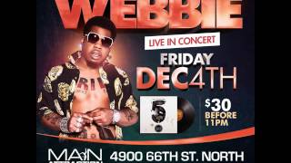 Webbie Video Flyer for Instagram