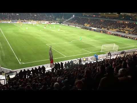 RodAja 7.2.2018 (2-4) : Ajax1 in vuur en vlam