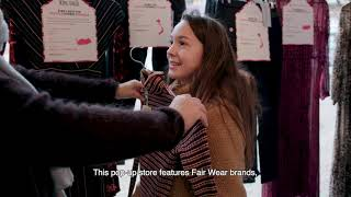 Pop Up for #PeopleFriendlyFashion - 28-29 Nov 2019 - The Hague (ENG)