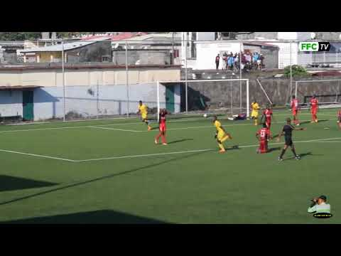 Extrait du match ELAN CLUB - JACM Stade de Moroni  ( Coupe de la ligue )