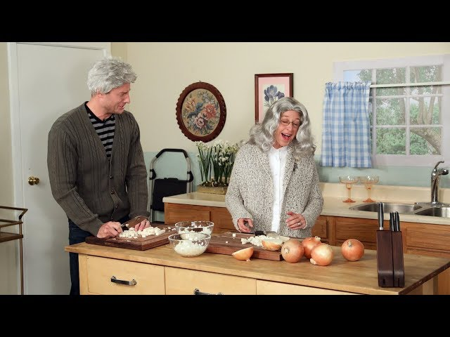 If You Love 'This is Us' Don't Miss Ellen & Justin Hartley in 'This... Is Onions'