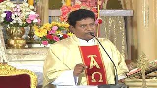Holy Tamil Mass in Annai Velankanni Matha Statue On-10 November 2014 -by Fr David Selvakumar