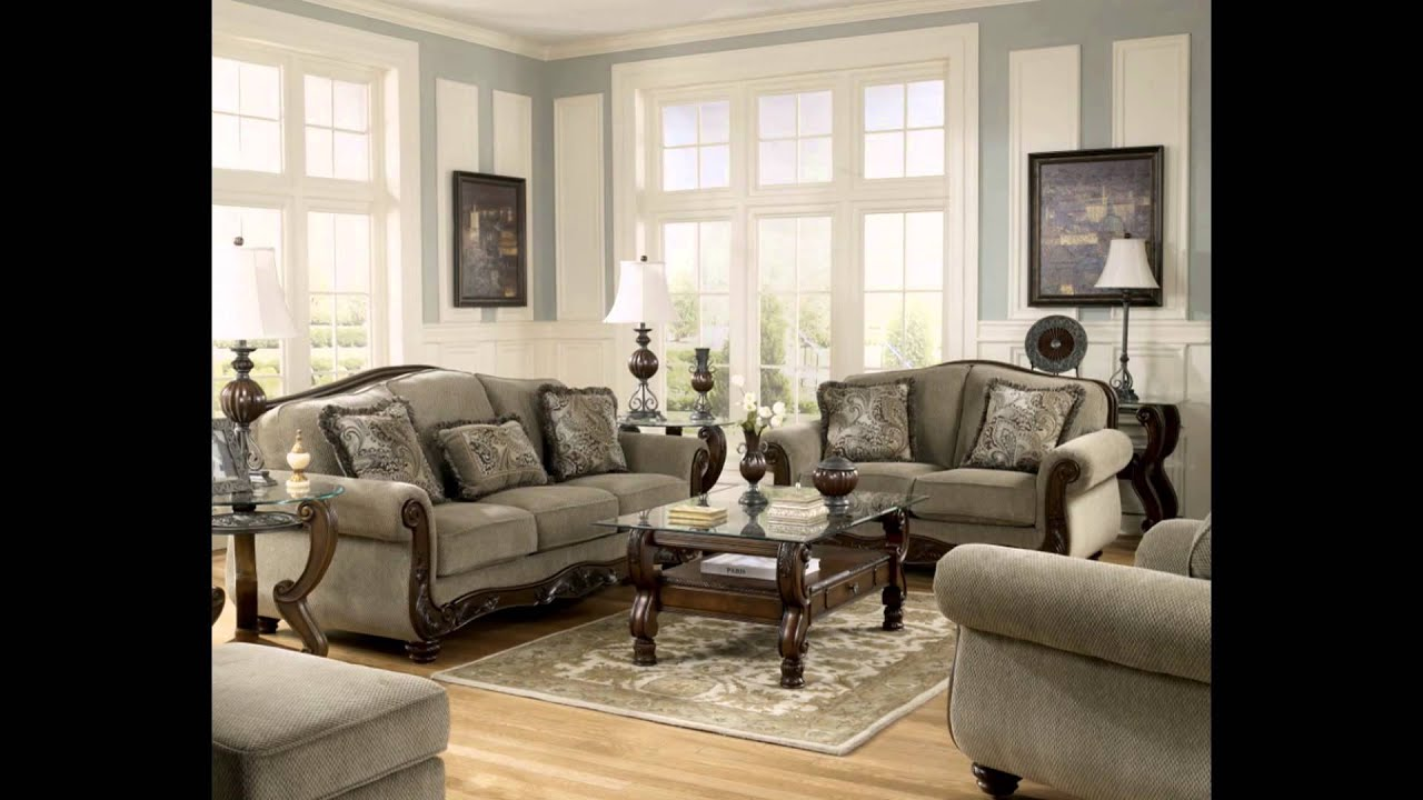 Ethan Allen Living Room Pics Sectional Furniture Youtube