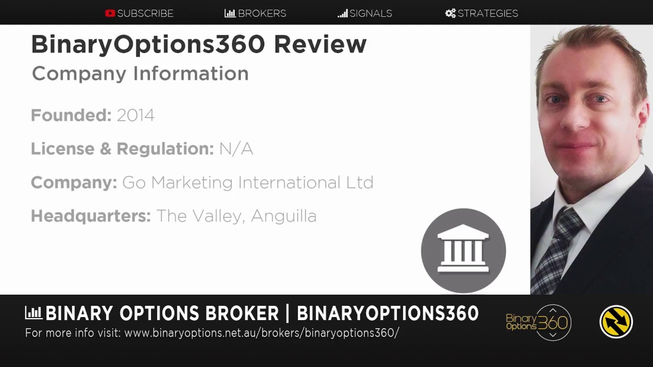 binary options company review