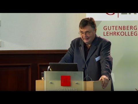 """U15 DIALOG ZUR LEHRE / Keynote """"Wissenschaftsethos im Niedergang?"""""""