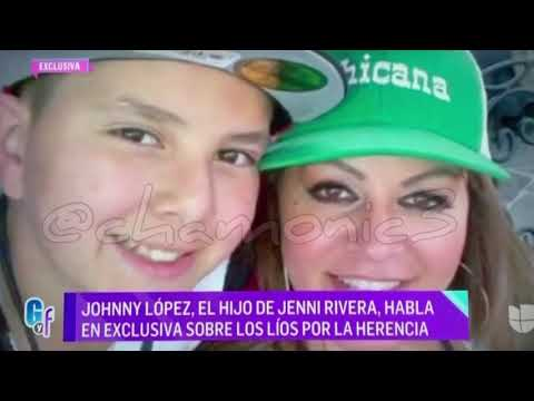 Jonny Rivera habla de la demanda/ Auditoría contra su tía Rosie Rivera. Quién será la nueva albacea?