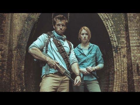 Uncharted 3: Nathan Drake & Elena Fischer Cosplay Photoshoot!