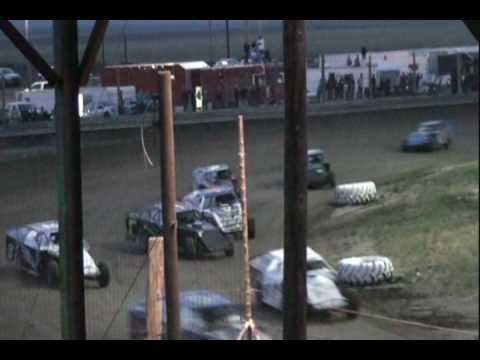06/20/2010 Phillips County Raceway - 6u Dominic Ursetta
