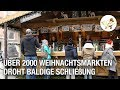 Über 2000 Weihnachtsmärkten Droht Baldige Schließung mp3