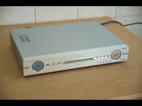 CD DVD проигрыватель Philips DVP9000S CD, SACD, DVD Audio