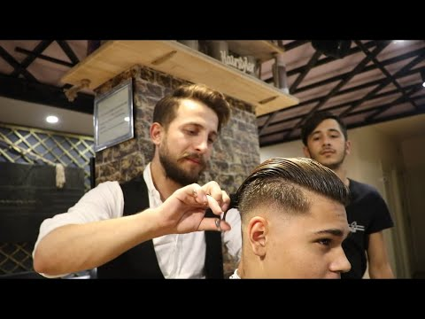 Brad Pitt Fury Undercut - Men's Hair 2020 - Slikhaar TV