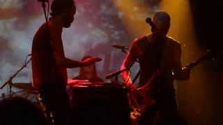 Sammal [Green Room | Roadburn - Apr.11, 2015]