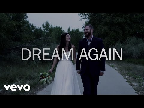 Matthew West - Dream Again (Lyric Video)