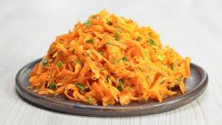 Этот очень вкусный салат из моркови по-французски удивит вас и ваших гостей. Всегда Вкусно!