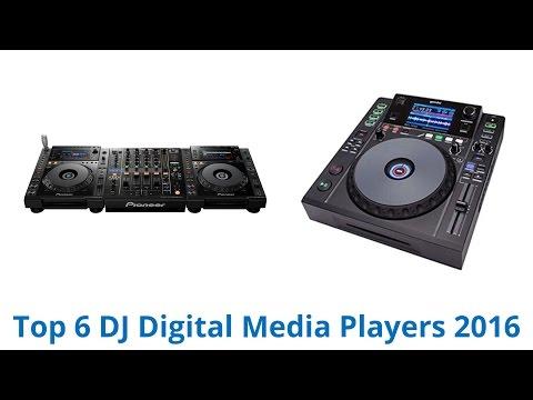 6 Best DJ Digital Media Players 2016