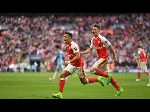 Alexis Sanchez Seals Arsenal's Place In The FA Cup Final | MLR Daily