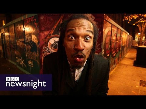 'I am not de problem': Benjamin Zephaniah on modern racism - Newsnight