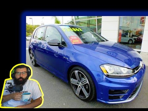 Should I Trade My GTI For A GOLF R?