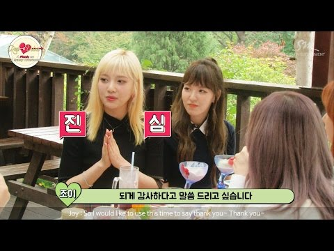Red velvet a picnic on a sunny afternoon part 2 clip 4