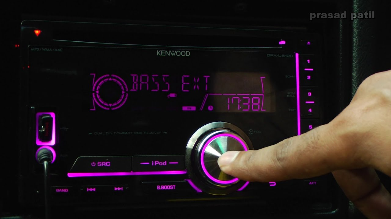 Kenwood Car Receiver In Depth Review Dpx U Or Dpx 308u