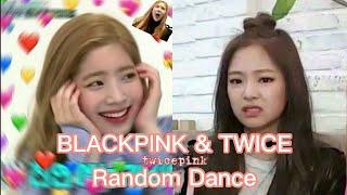 Download BLACKPINK & TWICE | RANDOM DANCE