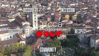 [Lucca Comics&Games] I Valori