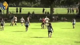 BC Rugby top 5 plays of 2014