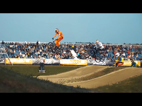 World Cup 2017 BMX Papendal
