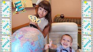 Учим Цифры от 1 до 10 Развивающее Видео для Детей / Learning Numbers from 1 to 10