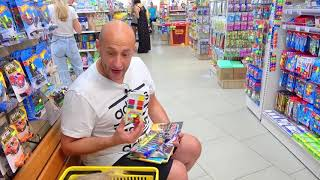 BACK TO SCHOOL. МАМА vs ПАПА vs ФЁДОР.