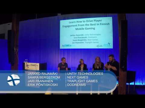 How to drive player engagement from the best in Finnish mobile gaming
