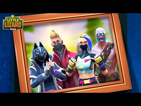DRIFT'S FAMILY REUNION!!! - Fortnite Season X