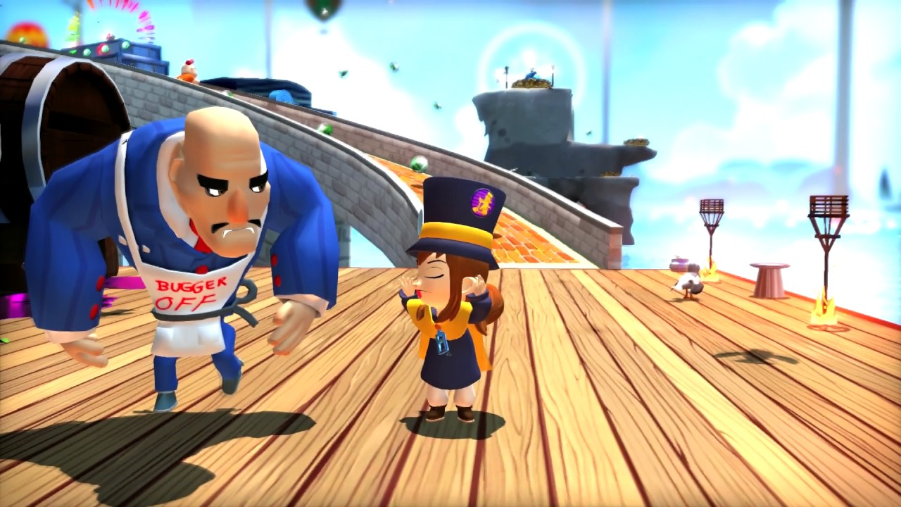 Buy A Hat in Time from the Humble Store
