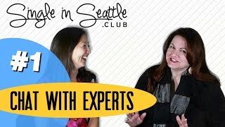 #1 Single In Seattle Show - Interview with dating expert - Wendy Newman