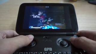 GPD WIN Game Test   Butterfly And a Sword