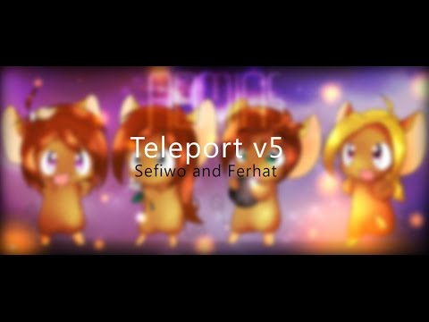 Teleport v5 - Sefiwo Coder