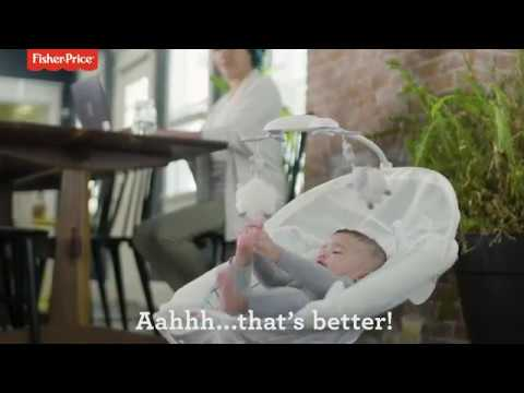 Fisher-Price Sweet Little Lamb Deluxe Bouncer | Toys R Us Canada