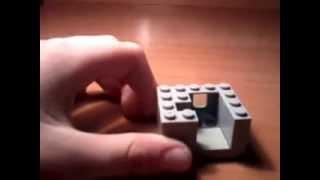 Как сделать лего мини сейф