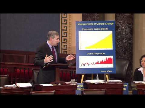 Sen. Franken's Colloquy with Sen. Whitehouse on Climate Change