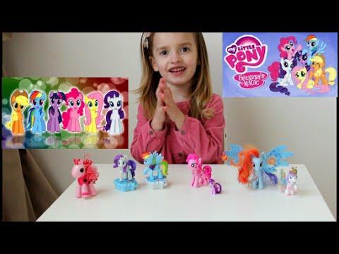 Видео май литл пони игрушки моя коллекция пони