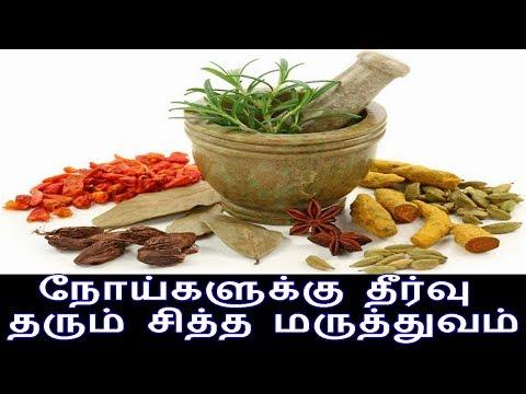 நோய்களுக்கு தீர்வு தரும் சித்த மருத்துவம் Tamil Siddha Maruthuvam Tamil Natural Medicine 