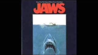 Jaws original 1975 theme