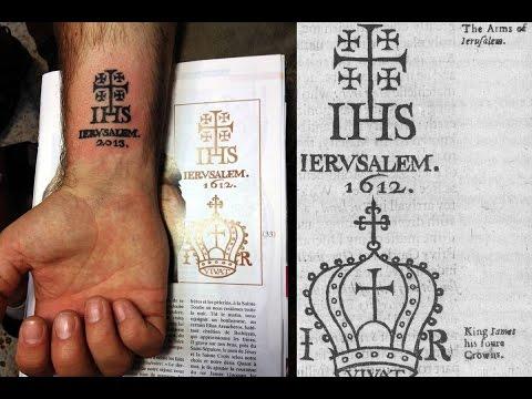 Tatuaż Dla Jezusa Wiara Na Własnej Skórze Wykoppl