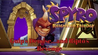 Spyro Reignited: Spyro 2 Ripto's Rage Part 17